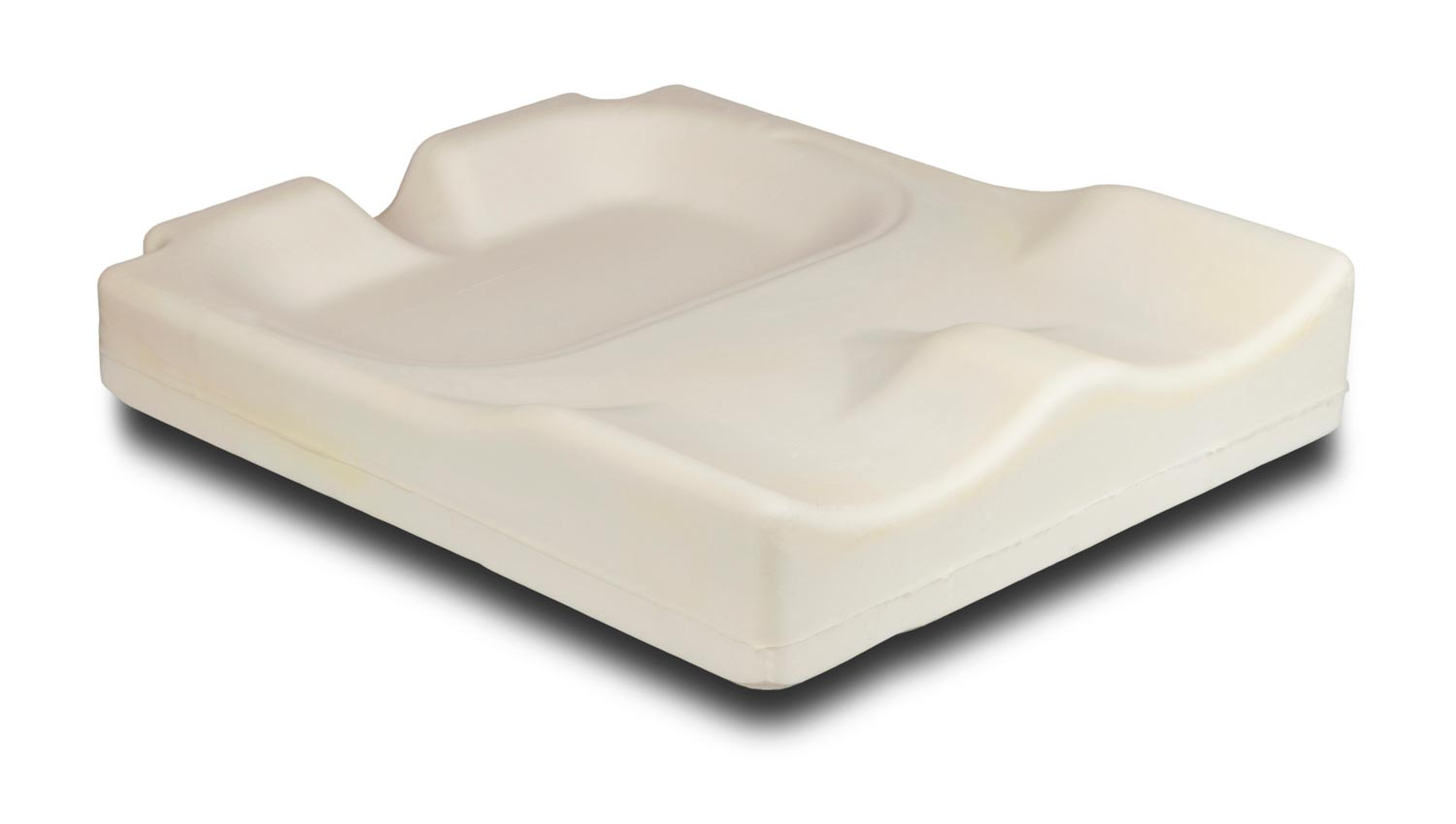 Contoured Foam Base with Optional Curved Bottom